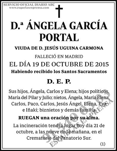 Ángela García Portal